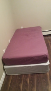 Moving out Mattress and Box Spring Sale