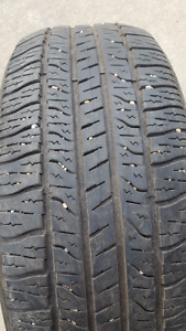 Nearly new tires 225/60R16