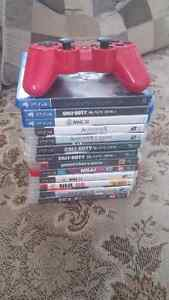 PS3 and PS4 games cheap sale