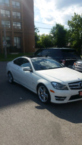 2012 Mercedes c350 Coupe Low km 48000