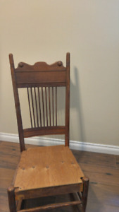 Old Rocking Chair $20