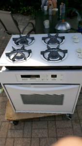 Kitchen aid stove countertop