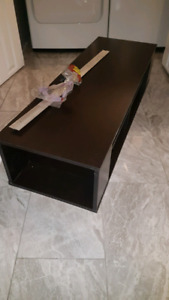 """South Shore Floating Media Console 48"""" Wide"""