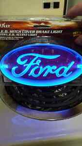 Ford L.E.D Hitch Cover