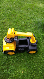Ride on Digger Toy