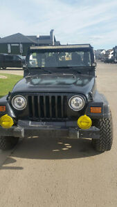 2006 Jeep TJ SUV, Crossover