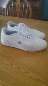 Men's LACOSTE shoes for Spring---virtually new!!