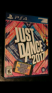 Just dance 2017 for Ps4