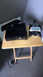 XBox 360 and Kinect Bundle