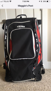 Grit Youth Hockey Bag / 1 year old