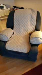 Cover for recliner