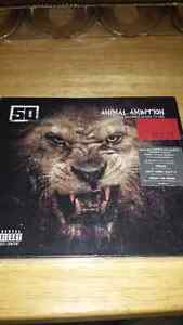 50 Cent Animal Ambition deluxe sealed