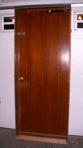 "Solid Heavy Door 32""x80"""
