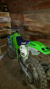 Kx 125 1988