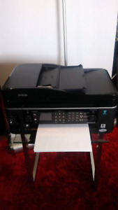 Epson  WorkForce WF 3540 All-In-One Color Inkjet Printer
