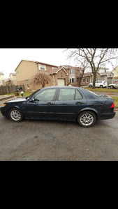 Saab 9-5 Manual - Cert & Etested - Car Proof - Buyers Package