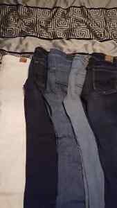 American eagle jeans size 8&10