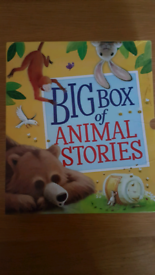 Set of ten childrens books in a box set