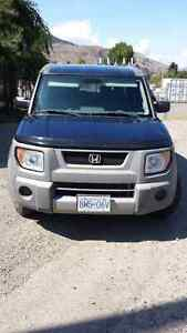 03 honda element excellent condition! 4500obo