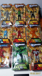DC Universe Classics Collection Figures