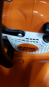 Stihl 170 chainsaw