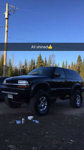 2005 Chevrolet Blazer Looking to trade for a truck.