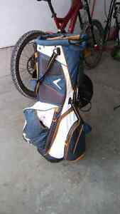 Callaway stand golf bag hyper lite 5  Cambridge Kitchener Area image 3