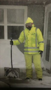 Snow Removal - Shovelling