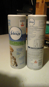 Febreze Pet Odor Eliminator 1 + 1/3 Containers