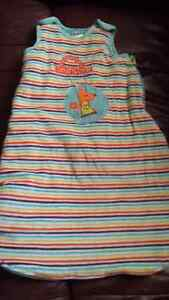 Baby sleeping bag up to 6 months