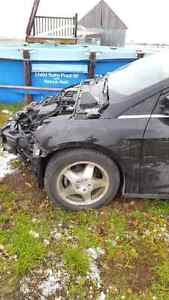 Ford focus titanium 2013 accidenté (3000 négociable)