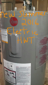 Electric Hot Water Tank. 178 lt/47 gallon