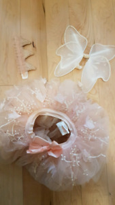 Tutu and wings 0-6m / newborn photography props