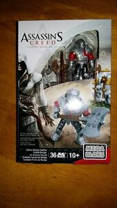 Mega Bloks Assassins Creed Heavy Borgia Soldier 36 PCS CNG89