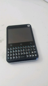 Motorola Charm full touch with qwerty keypad unlocked @35 $
