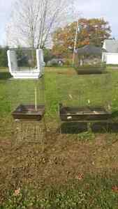 Small & Large Bird Cages For Sale