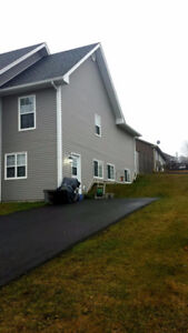Beautiful 2 bedroom apartment in Clearview (Clarenville)