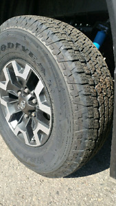 New Goodyear Wrangler Adventure A/T Kevlar