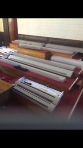 Base board heaters- large assortment