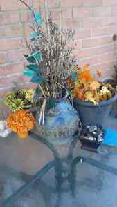 Out door home decorative plants/pottery Cambridge Kitchener Area image 3