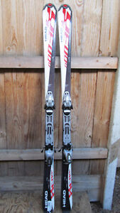 Head Skis 163 & Bindings