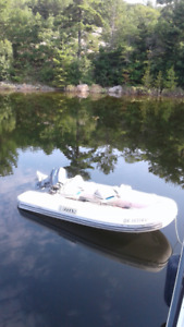 2008 Titan Inflatable Dinghy