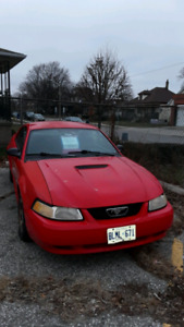 2000 mustang for sale 650 obo