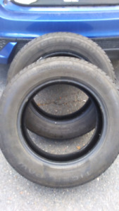 Tires 215 60R 16