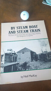 By Steam Boat and Steam Train, Huntsville, Lake of Bays Kitchener / Waterloo Kitchener Area image 1