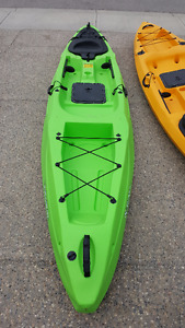 Malibu X Caliber sit on top kayak