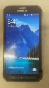 SAMSUNG GALAXY S5 ACTIVE 16GB UNLOCKED GOOD CONDITION WITH BOX A