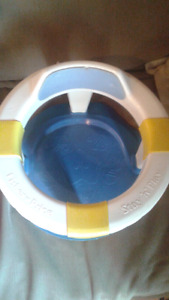 Fisher Price stay 'n' play bath baby support