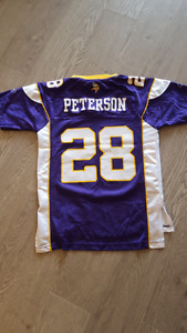 Official Adrian Peterson Jersey