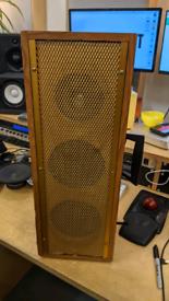 Homemade Guitar Speaker Cabinet